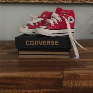 Baby converse high tops